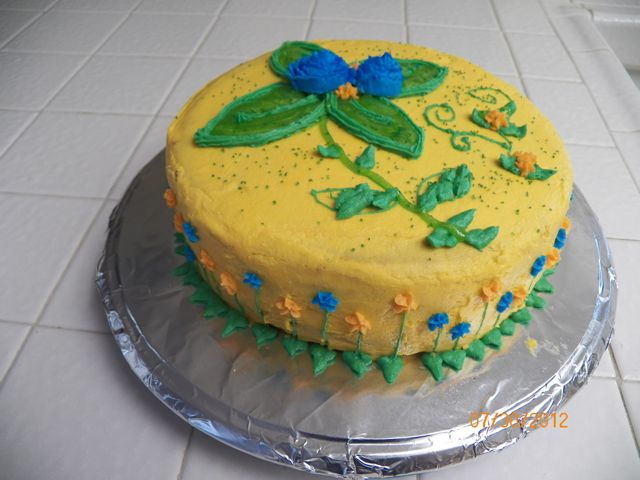 Certificate of Completion: Wilton Basic Cake Decorating ...