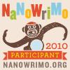 NaNoWriMo 2010 Participant