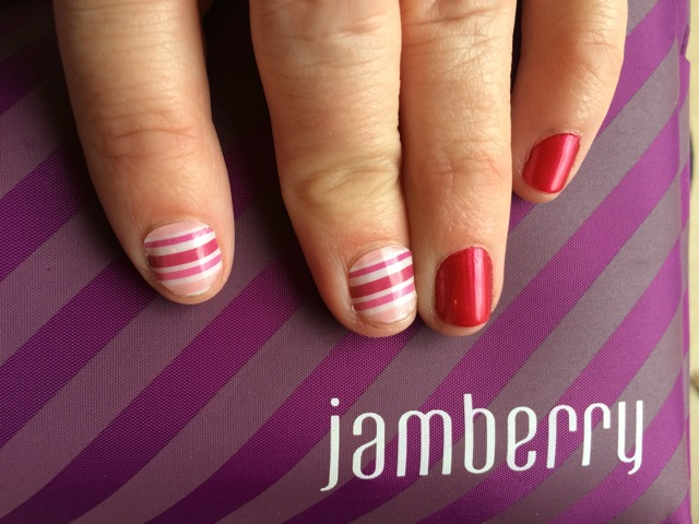 My Mother's Day Jamberry Nails
